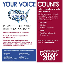 2020 Census Poster